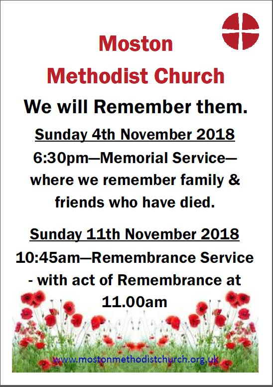 Remembrance Sunday 2018 1